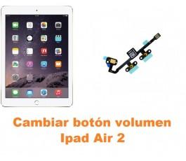 Cambiar botón volumen Ipad Air 2