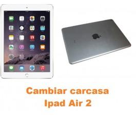 Cambiar carcasa Ipad Air 2