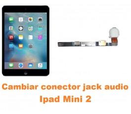 Cambiar conector jack Ipad Mini 2