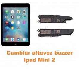 Cambiar altavoz buzzer Ipad Mini 2