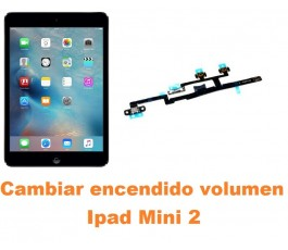 Cambiar encendido y volumen Ipad Mini 2