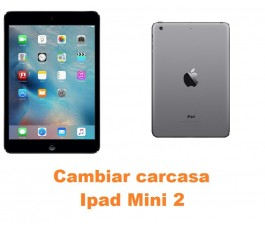 Cambiar carcasa Ipad Mini 2