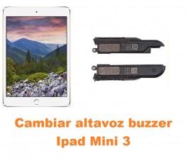 Cambiar altavoz buzzer Ipad Mini 3