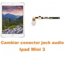 Cambiar conector jack Ipad Mini 3