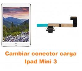 Cambiar conector carga Ipad Mini 3