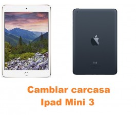 Cambiar carcasa Ipad Mini 3