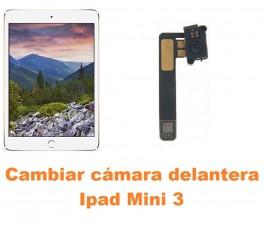 Cambiar cámara delantera Ipad Mini 3