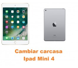 Cambiar carcasa Ipad Mini 4