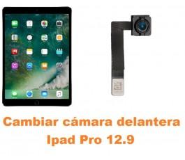 Cambiar cámara delantera Ipad Pro 12.9