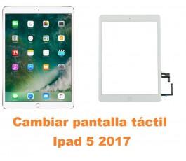 Cambiar pantalla táctil cristal Ipad 5 2017 A1822 A1823