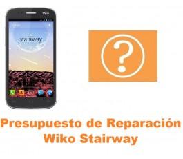 Presupuesto de reparación Wiko Stairway