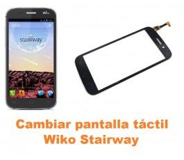 Cambiar pantalla táctil cristal Wiko Stairway