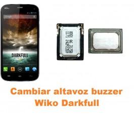 Cambiar altavoz buzzer Wiko Darkfull