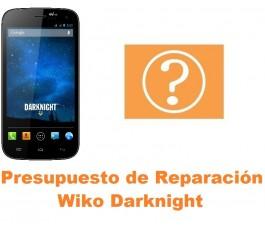 Presupuesto de reparación Wiko Darknight
