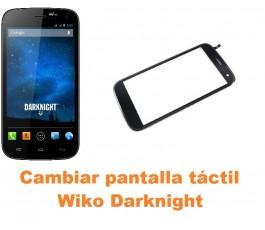 Cambiar pantalla táctil cristal Wiko Darknight