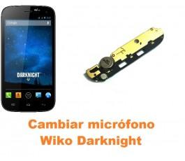 Cambiar micrófono Wiko Darknight