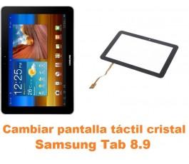 Cambiar pantalla táctil Samsung Tab 8.9 P7300 P7310 P7320