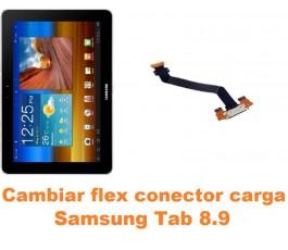 Cambiar conector carga Samsung Tab 8.9 P7300 P7310 P7320