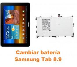 Cambiar batería Samsung Tab 8.9 P7300 P7310 P7320