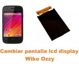Cambiar pantalla lcd display Wiko Ozzy
