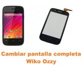Cambiar pantalla completa Wiko Ozzy