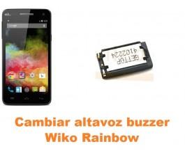 Cambiar altavoz buzzer Wiko Rainbow
