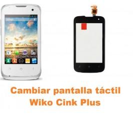Cambiar pantalla táctil cristal Wiko Cink Plus