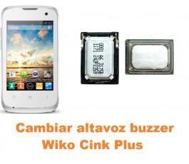 Cambiar altavoz buzzer Wiko Cink Plus