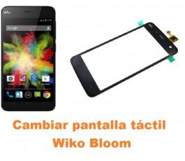 Cambiar pantalla táctil cristal Wiko Bloom