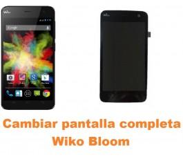 Cambiar pantalla completa Wiko Bloom