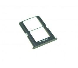 Porta tarjeta sim para OnePlus 3T A3003 gris original