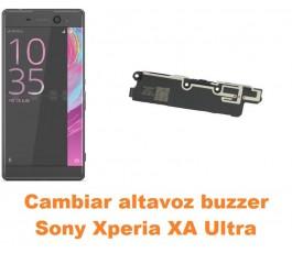Cambiar altavoz buzzer Sony Xperia XA Ultra