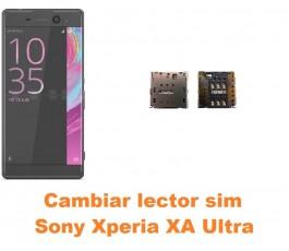 Cambiar lector sim Sony Xperia XA Ultra