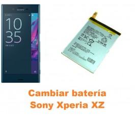 Cambiar batería Sony Xperia XZ