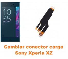 Cambiar conector carga Sony Xperia XZ