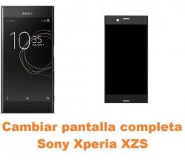 Cambiar pantalla completa Sony Xperia XZs
