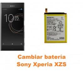 Cambiar batería Sony Xperia XZs