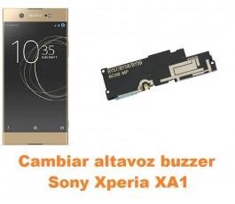 Cambiar altavoz buzzer Sony Xperia XA1
