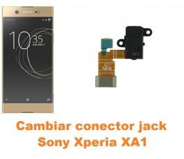 Cambiar conector jack Sony Xperia XA1