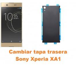 Cambiar tapa trasera Sony Xperia XA1