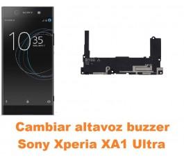 Cambiar altavoz buzzer Sony Xperia XA1 Ultra