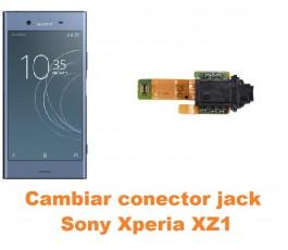 Cambiar conector jack Sony Xperia XZ1