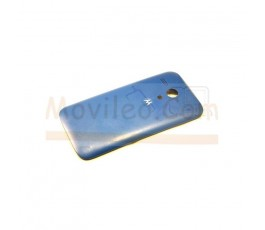 Tapa trasera Motorola Moto G XT1032 XT1033 XT1039 Azul - Imagen 1
