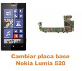 Cambiar placa base Nokia Lumia 520