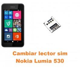 Cambiar lector sim Nokia Lumia 530