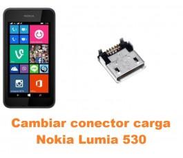 Cambiar conector carga Nokia Lumia 530