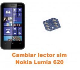 Cambiar lector sim Nokia Lumia 620
