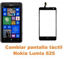 Cambiar pantalla táctil cristal Nokia Lumia 625