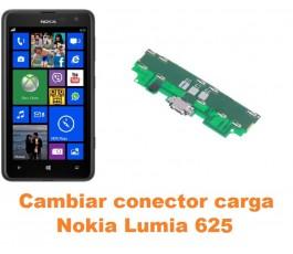 Cambiar conector carga Nokia Lumia 625