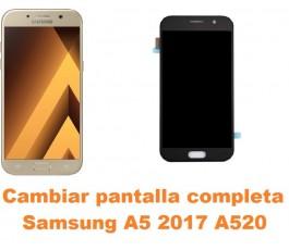 Cambiar pantalla completa Samsung Galaxy A5 2017 A520